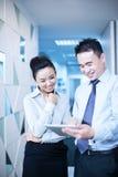 Asiatisches Geschäfts-Team Stockbilder