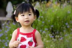 Asiatisches Kind Stockfotografie