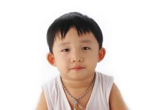 Asiatisches Kind Stockfoto