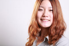 Asiatisches Mädchen Stockfoto