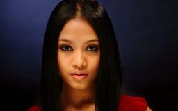 Asiatisches Mädchen Stockbild