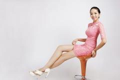 Asiatisches Mädchen Stockfotografie