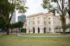 Asiatisches Zivilisations-Museum in Singapur lizenzfreie stockfotografie