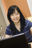 asiatisk affär royaltyfri foto