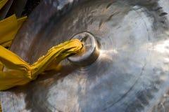 Asiatisk cymbal Arkivbilder
