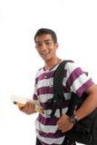 asiatisk deltagare Arkivfoto