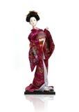 asiatisk docka royaltyfri fotografi