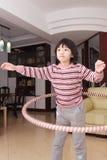 asiatisk förena hulaunge Royaltyfria Foton