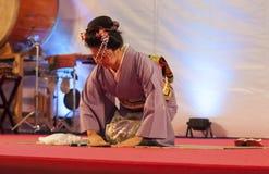 Asiatisk festival, Italien Royaltyfri Fotografi