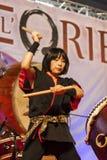 Asiatisk festival, Italien Arkivfoto