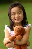 asiatisk flicka Royaltyfri Fotografi