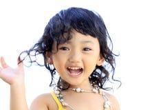 asiatisk flicka Royaltyfri Foto