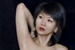 asiatisk flicka Royaltyfri Bild