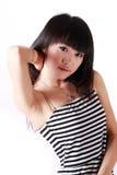 asiatisk flicka Royaltyfria Bilder