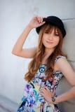 asiatisk härlig flicka Royaltyfri Foto