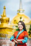 asiatisk härlig kvinnlig arkivbilder