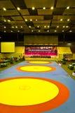 Asiatisk kadettbrottningmästerskap 2011, 4-7 - BANGKOK, THAILAND, 4-7 Augusti 2011 Fotografering för Bildbyråer
