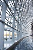 Asiatisk kines, Peking, nationell mitt för föreställningskonsten, modern arkitektur Fotografering för Bildbyråer