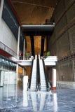 Asiatisk kines, Peking, nationell mitt för föreställningskonsten, modern arkitektur Royaltyfri Foto