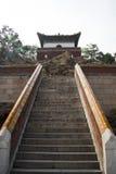 Asiatisk kines, Peking, sommarslotten, den viktiga avdelningen fyra av kontinenten Royaltyfri Foto