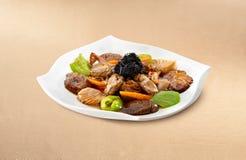 asiatisk kinesisk kokkonst royaltyfri fotografi