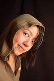 asiatisk kinesisk lady royaltyfria foton