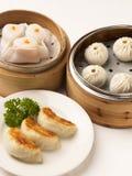 asiatisk kokkonst Arkivbild
