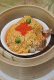 Asiatisk kokkonstmeny Arkivfoton