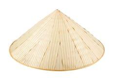 asiatisk konisk hatt Royaltyfri Bild
