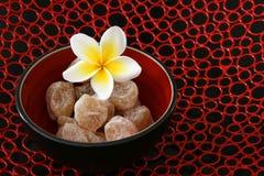 asiatisk ljust rödbrun stil Royaltyfri Fotografi