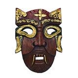 asiatisk maskering Royaltyfri Fotografi