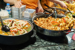 asiatisk mat royaltyfria bilder