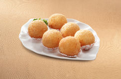 Asiatisk mat Hong Kong Dim Sum royaltyfria bilder