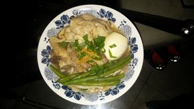 asiatisk maträtt Royaltyfria Foton