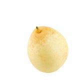 asiatisk pear Arkivbilder