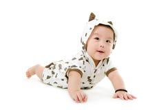asiatisk pojke Arkivfoto