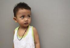 asiatisk pojke Royaltyfria Foton