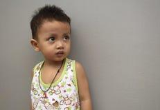 asiatisk pojke Royaltyfria Bilder