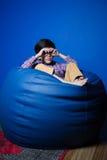 asiatisk pojke little Fotografering för Bildbyråer