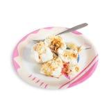 Asiatisk söt maträtt Royaltyfria Foton