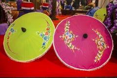 Asiatisk ` s handcraft Arkivbild
