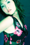 asiatisk skönhet Royaltyfri Fotografi