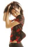asiatisk skönhet Fotografering för Bildbyråer