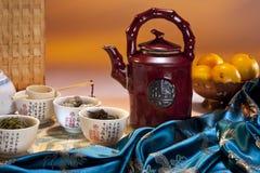 Asiatisk Tea Royaltyfri Bild