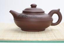 asiatisk teapot Royaltyfria Foton