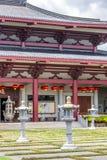 Asiatisk tempel Royaltyfri Bild