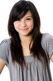 asiatisk tonåring Royaltyfri Bild