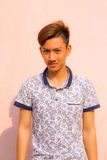 asiatisk tonåring Arkivbild