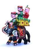 asiatisk toy Arkivfoto