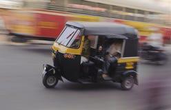 Asiatisk trafik Royaltyfri Fotografi